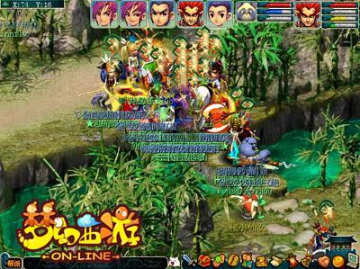 《梦幻西游》再创新高!167万同时在线 - teoote - 猫猫和兔兔