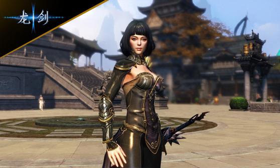 龙剑皇族灵�:(�yi!_《龙剑》皇族女曝光 演绎性感东方女神
