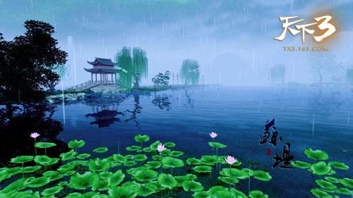 江南风景视频素材