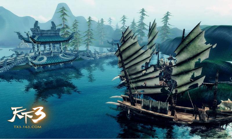 《天下3》5月30日公测 开启RPG2.0时代