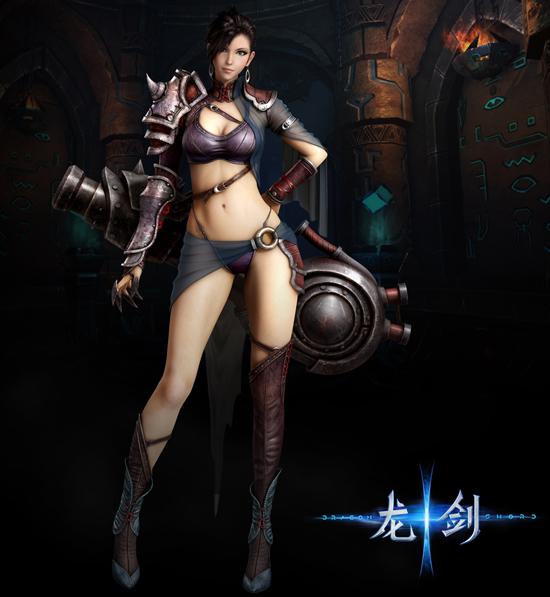 网易游戏《龙剑》