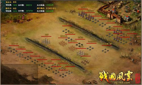 战国超进化2.0时代即将到来 全新策略游戏新玩