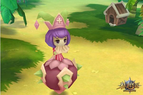 《精灵传说》是网易专为q版玩家设计的免费欧式清新萌网游,玩家们在