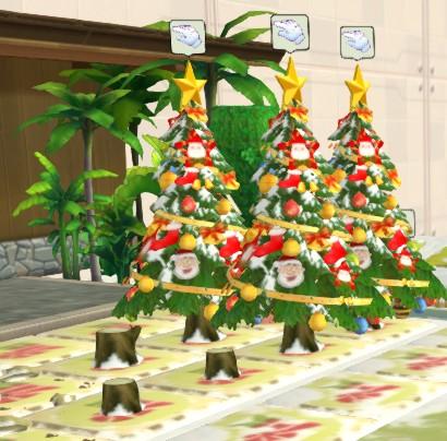 新闻公告    圣诞老人要为很多家庭制作圣诞树,需要大量的圣诞树枝,他