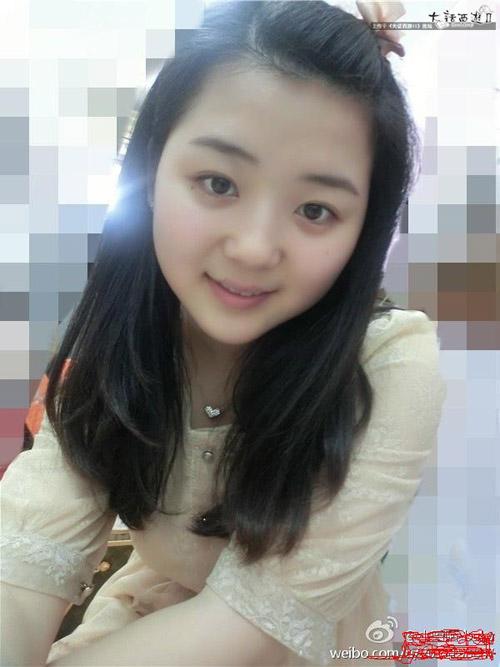 蓬莱仙岛美女玩家红玉 《大话西游OnlineⅡ》