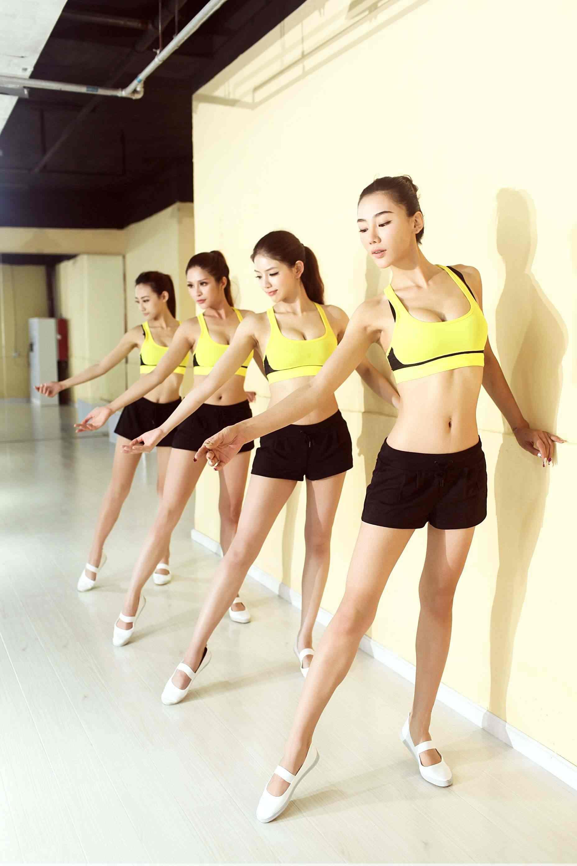 美女动作捕捉模特将现身网易展台