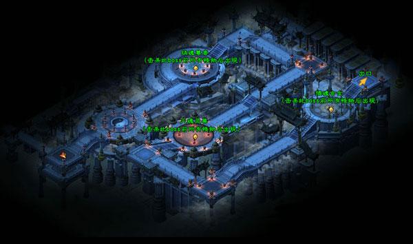 长寿宫地图