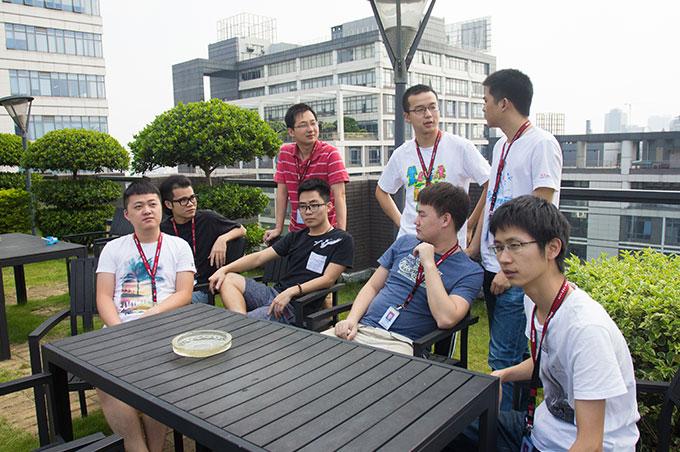 广州2014年7月MINI项目八组