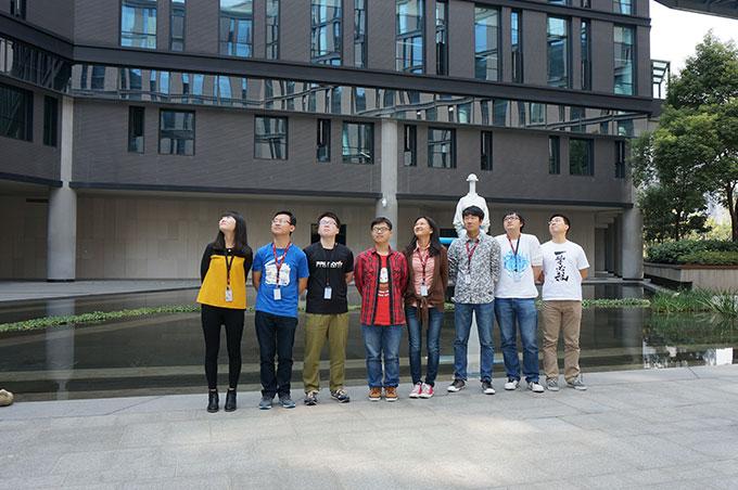 杭州2014年7月MINI项目七组