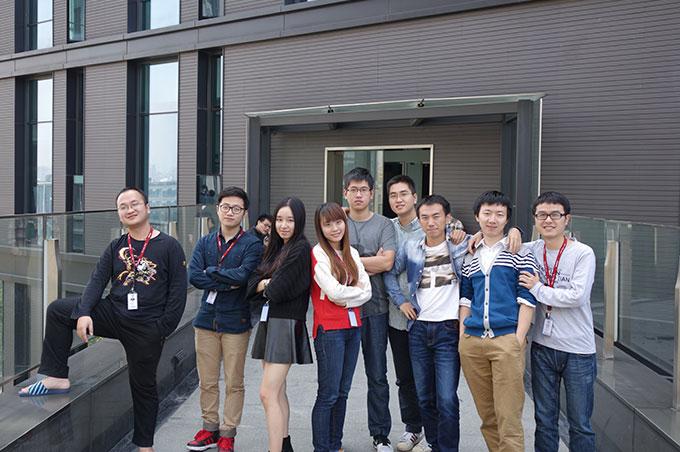 杭州2014年7月MINI项目三组
