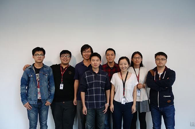 杭州2014年7月MINI项目十九组