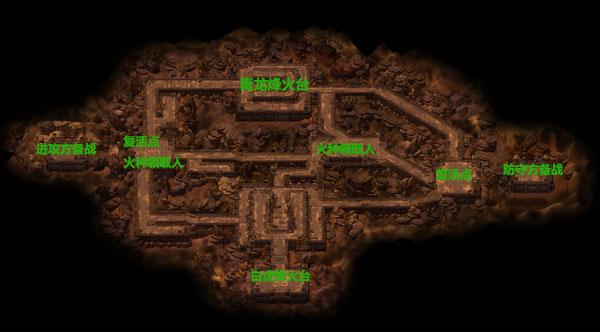 商会战场地图