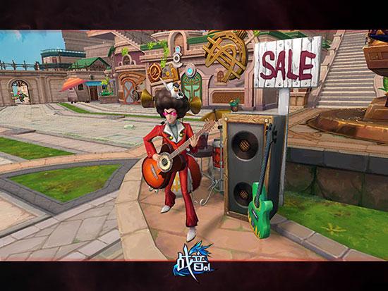 疯狂吉他乐器商