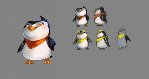 老qq企鹅头像