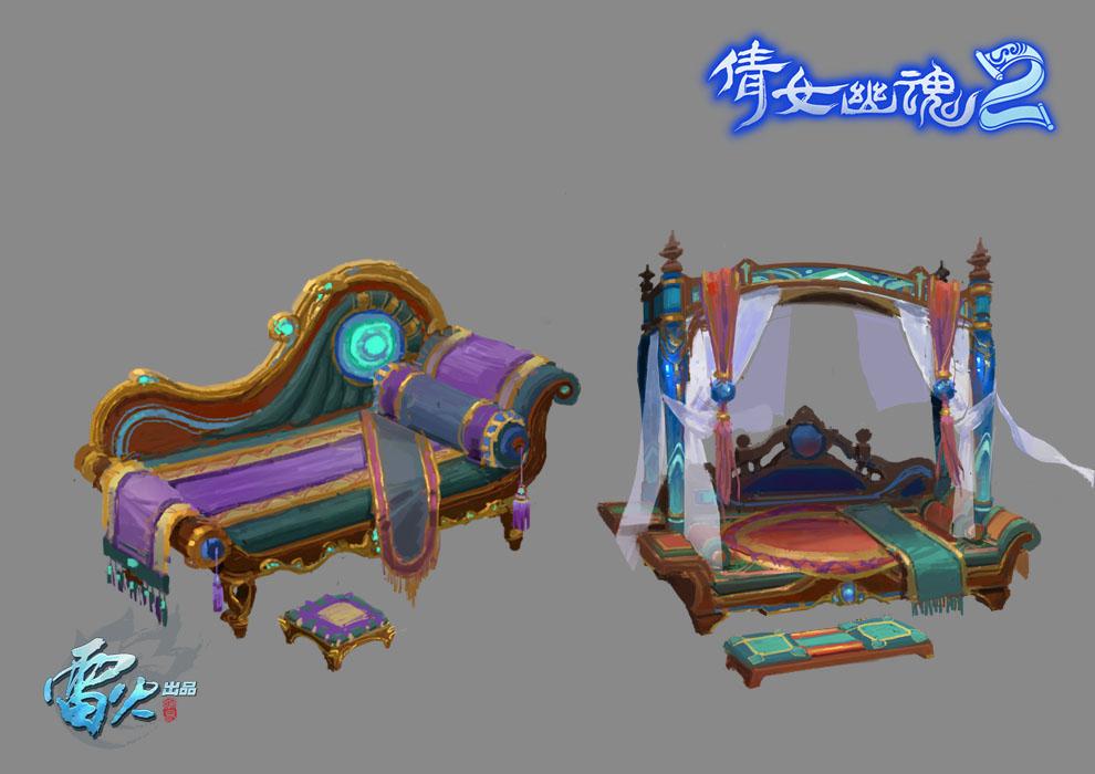 家具机械结构图