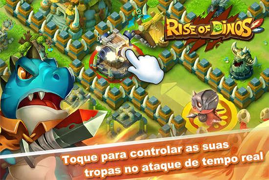 Rise of Dinos