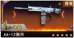 AA-12银月