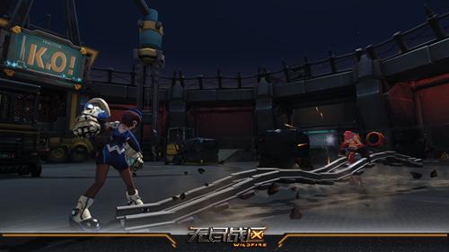 超能火车侠少女 《无尽战区》阿和背景故事介绍