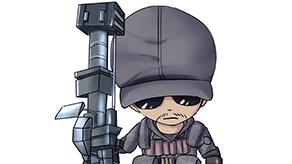 玩家绘图-战场处刑人
