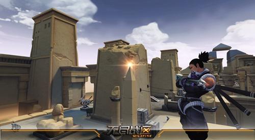 《无尽战区》明日12:00燃情首测 版本玩法前瞻