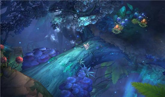 《镇魔曲》唯美游戏画面截图图片