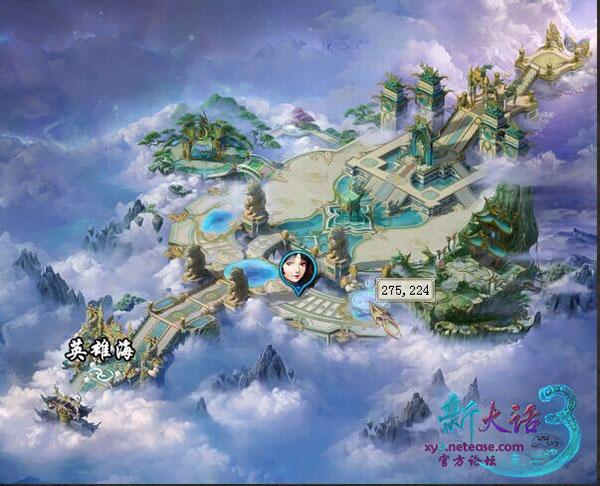 【云中殿】主城建设玩法图文测试